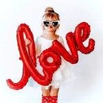 Акция к Дню всех влюблённых!