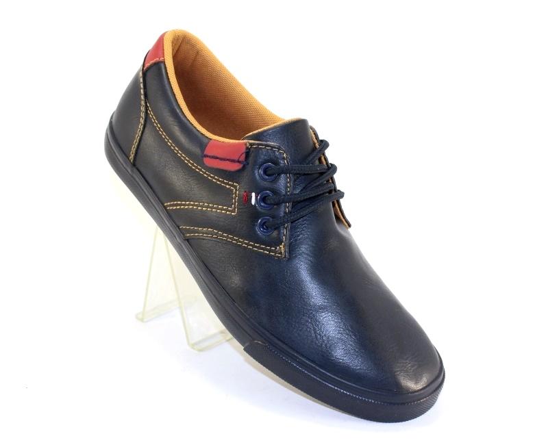 Туфли подростковые недорого, школьная обувь для мальчиков 1