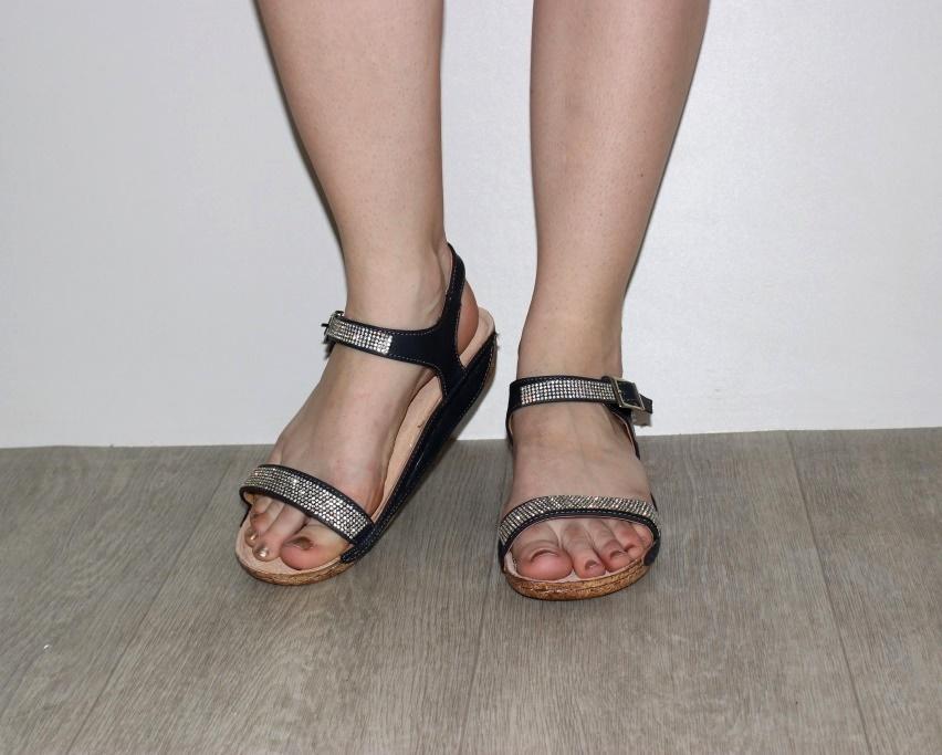 Босоножки женские 7-86200 NAWY из польши, распродажа летней обуви, летняя обувь, обувь дропшиппинг 2