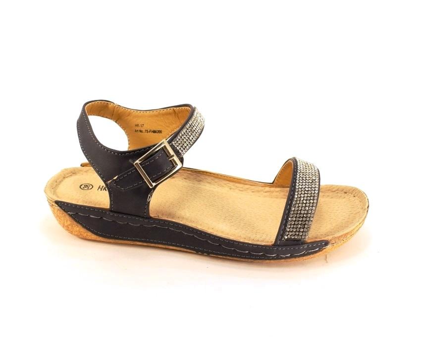 Босоножки женские 7-86200 NAWY из польши, распродажа летней обуви, летняя обувь, обувь дропшиппинг 8