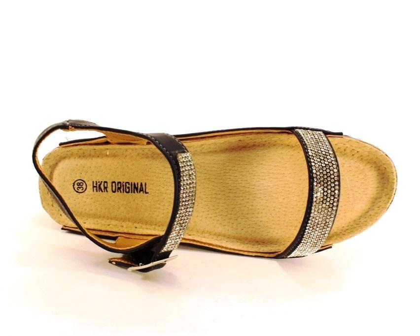 Босоножки женские 7-86200 NAWY из польши, распродажа летней обуви, летняя обувь, обувь дропшиппинг 10