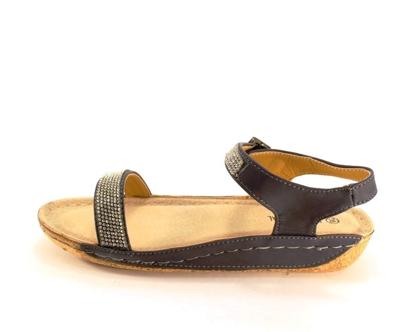 Босоножки женские 7-86200 NAWY из польши, распродажа летней обуви, летняя обувь, обувь дропшиппинг 9