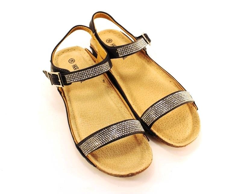 Босоножки женские 7-86200 NAWY из польши, распродажа летней обуви, летняя обувь, обувь дропшиппинг 6