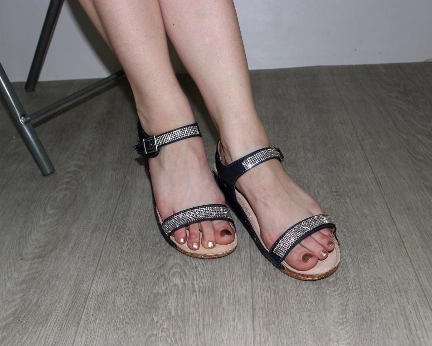 Босоножки женские 7-86200 NAWY из польши, распродажа летней обуви, летняя обувь, обувь дропшиппинг 5