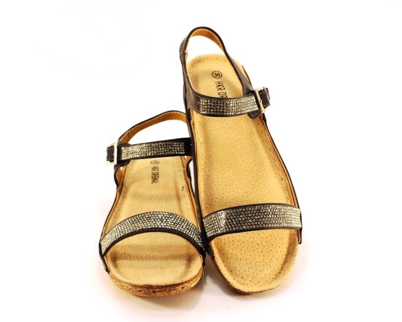 Босоножки женские 7-86200 NAWY из польши, распродажа летней обуви, летняя обувь, обувь дропшиппинг 7