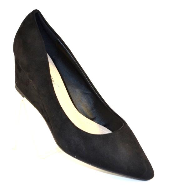 6a8b9acc0 Купить женские замшевые туфли на танкетке, женская обувь Украина, туфли  онлайн, женские туфли Киев купить