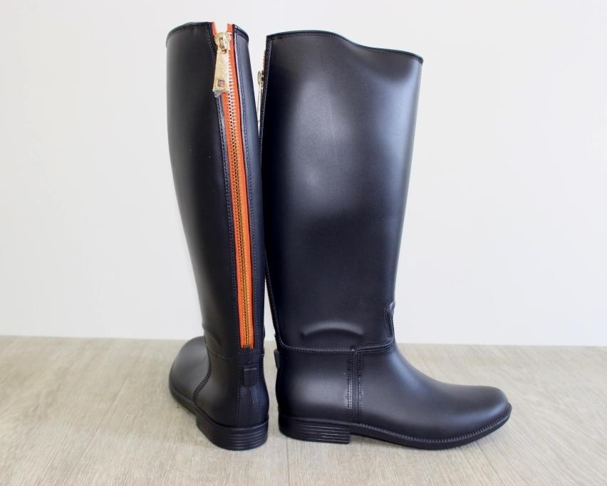 Силиконовая женская обувь, резиновые сапоги Украина, сапоги резиновые Киев купить 5
