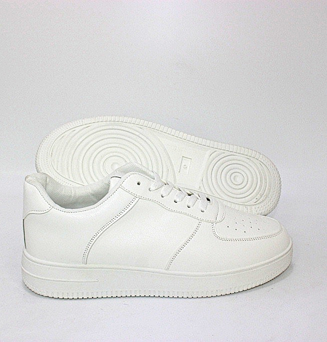 Белые мужские кроссовки в интернет магазине Туфелек, мужские кроссовки в Киеве, купить мужскую спортивную обувь 1