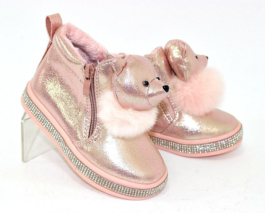 Купить сникерсы Киев, детские ботинки с мордочками Украина 2