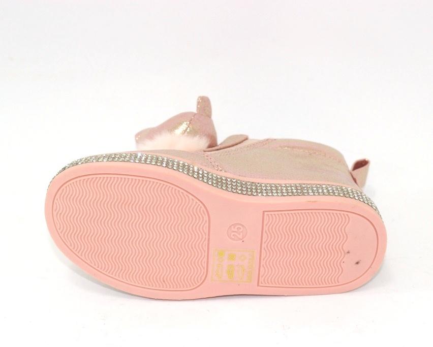 Купить сникерсы Киев, детские ботинки с мордочками Украина 7