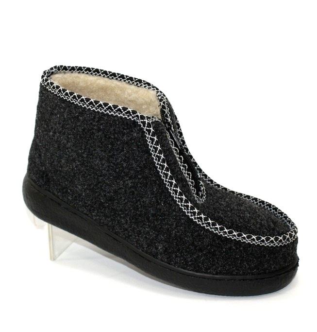 Чоловіча зимове взуття виробництва України, купити чоловічі бурки в інтернет-магазині Туфельок