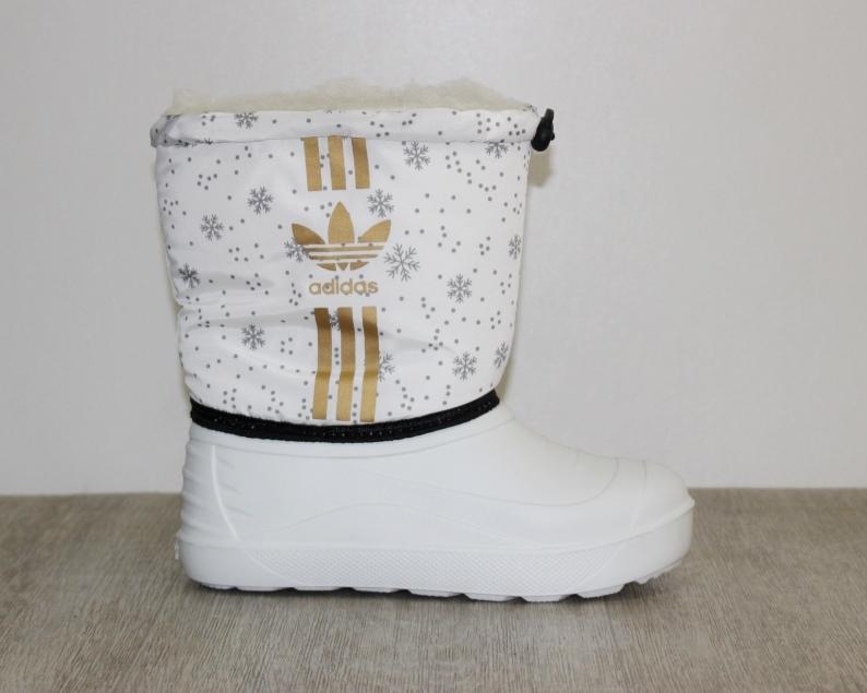 Сапоги зимние детские для девочки, детская обувь зима Киев 6