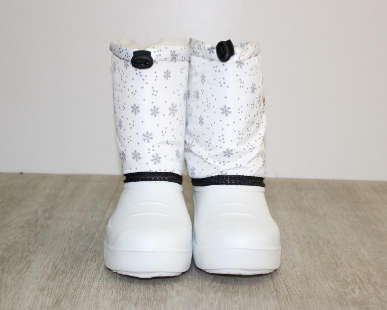 Сапоги зимние детские для девочки, детская обувь зима Киев 8