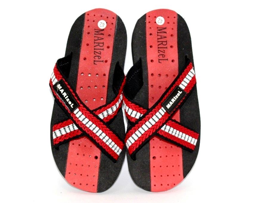 Купить вьетнамки, мужские шлепанцы - обувь для пляжа и для повседневной носки 4