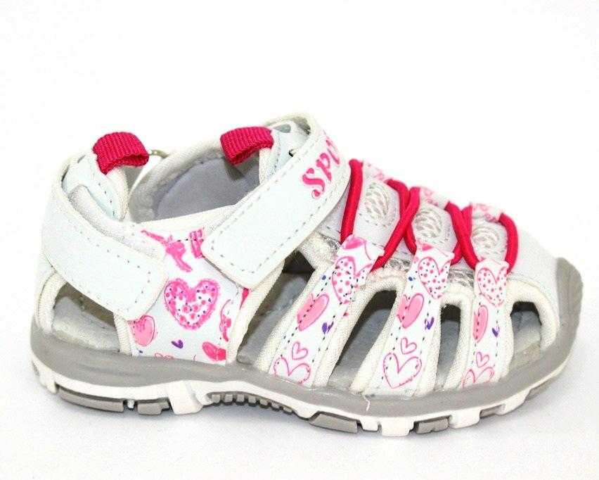 Детские спортивные босоножки для девочек купить в Киеве, купить недорогие детские босоножки 3