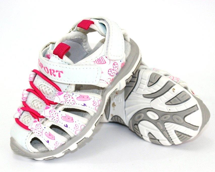 Детские спортивные босоножки для девочек купить в Киеве, купить недорогие детские босоножки 2