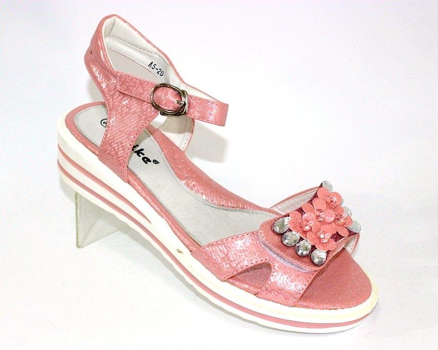 Летняя обувь для девочек, обувь на выпускной, детская обувь Киев купить 1