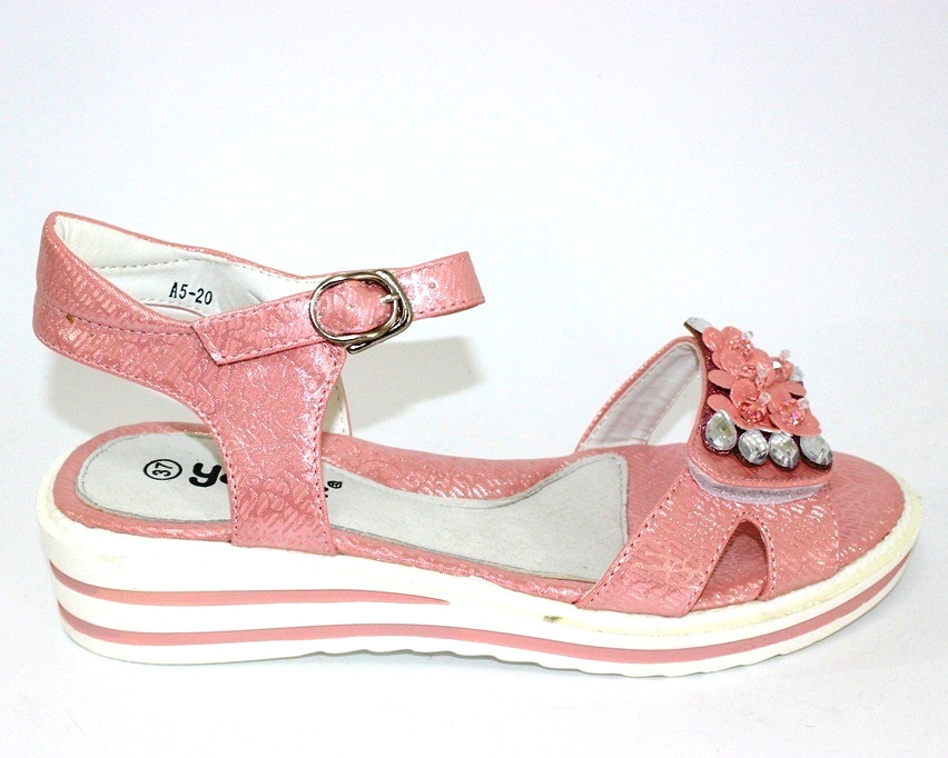Летняя обувь для девочек, обувь на выпускной, детская обувь Киев купить 2