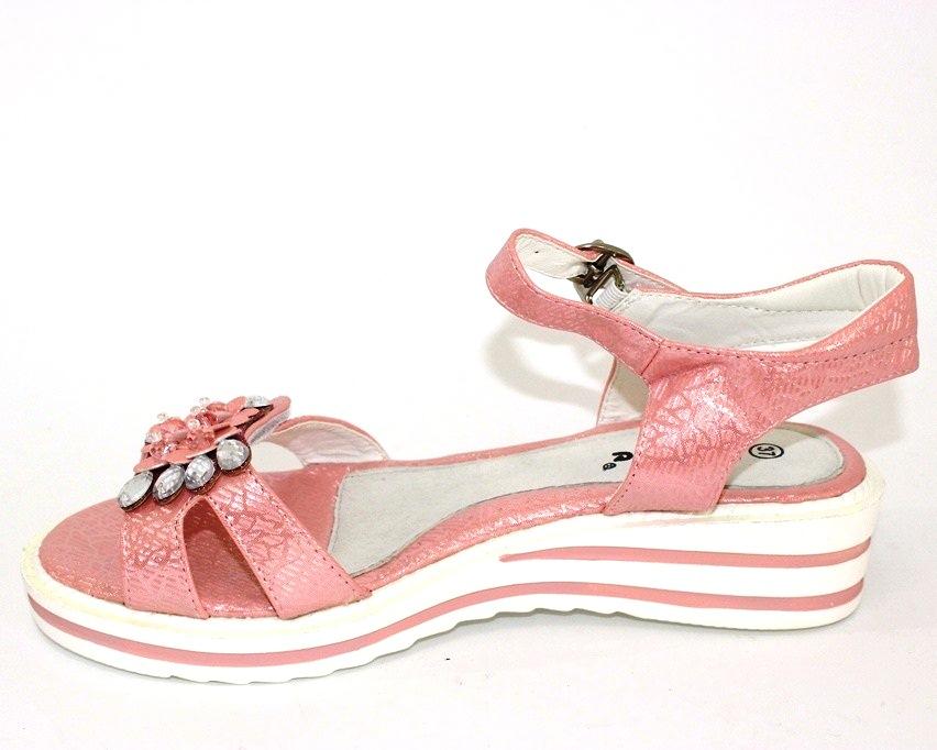 Летняя обувь для девочек, обувь на выпускной, детская обувь Киев купить 4