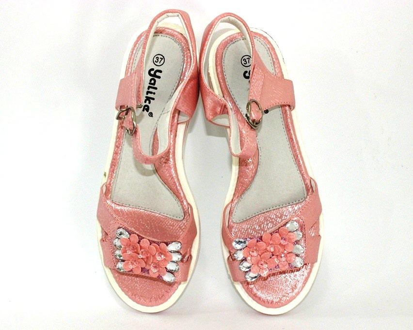 Летняя обувь для девочек, обувь на выпускной, детская обувь Киев купить 3