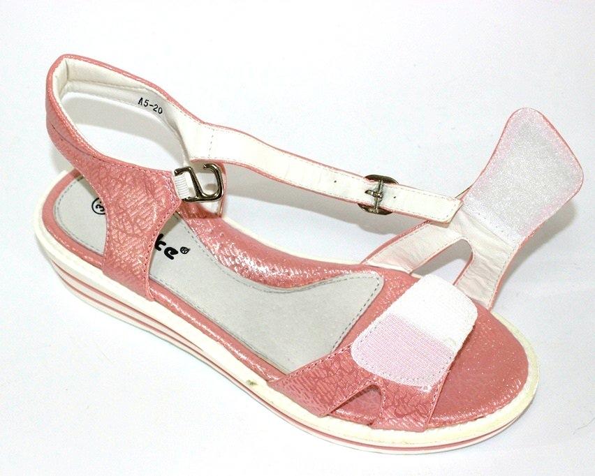 Летняя обувь для девочек, обувь на выпускной, детская обувь Киев купить 5