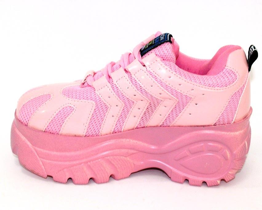 Купить Текстильные кроссовки для девочек 82-крос.розов. в Киеве и Украине спортивная обувь кроссовки кеды киев 5