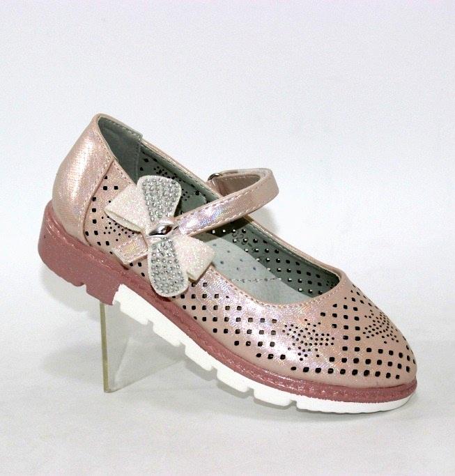 Дитячі літні туфельки для дівчаток розміри 27 28 29 30 31 32