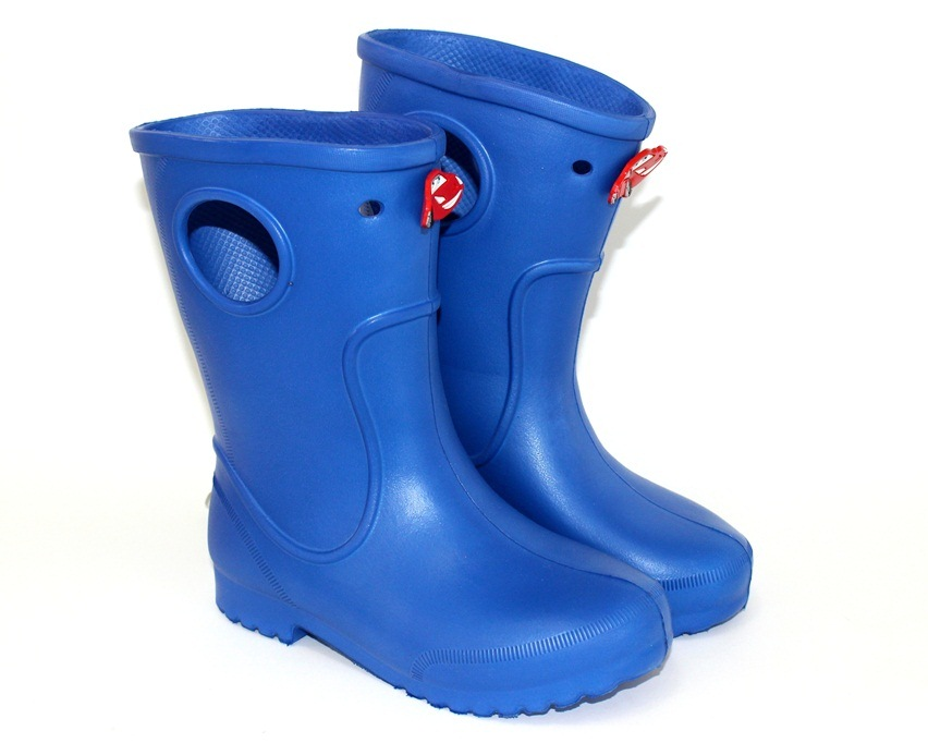 Купити дитячі гумові чоботи в Києві, гумові чоботи для хлопчика