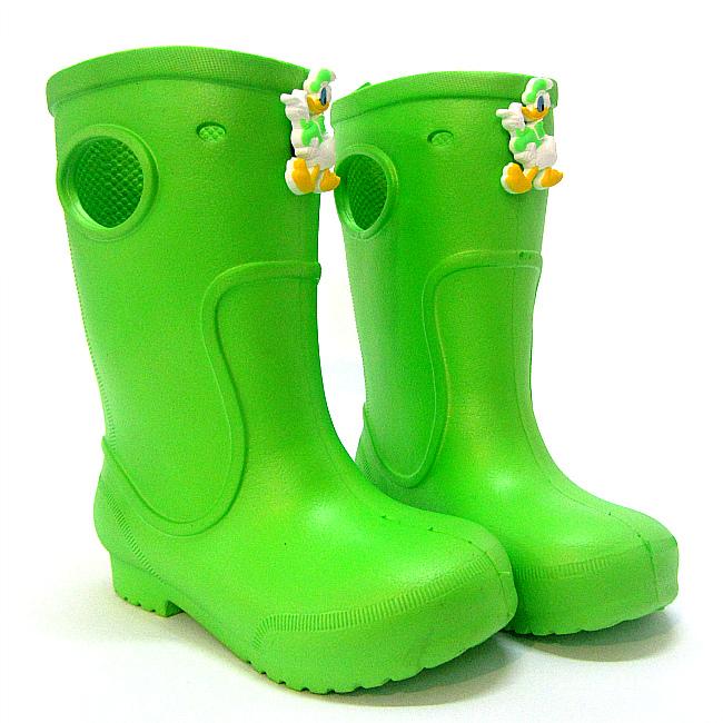 Купити дитячі гумові чоботи, силіконові чобітки для хлопчика