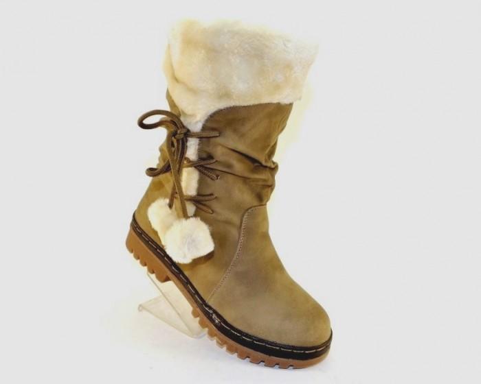 Зимняя детская обувь в розницу в интернет-магазине Туфелек