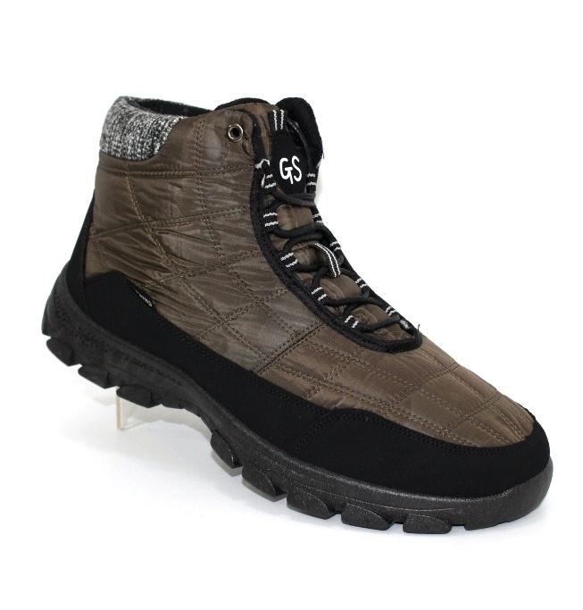 Купить ботинки зимние Gipanis. Обувь мужская - Туфелек