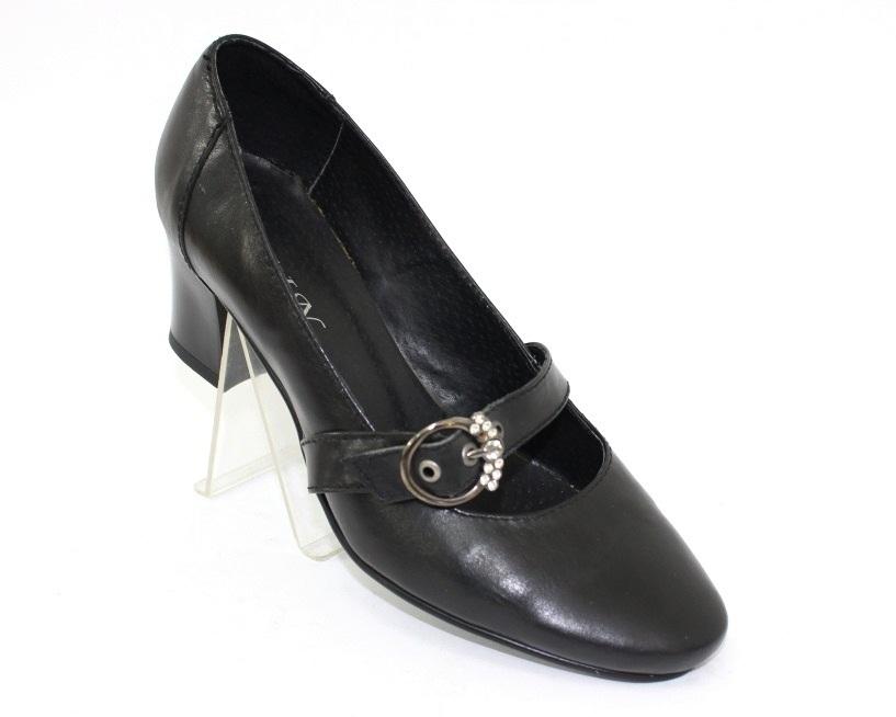 купить женские туфли на среднем каблуке, Днепропетровская обувь 9013