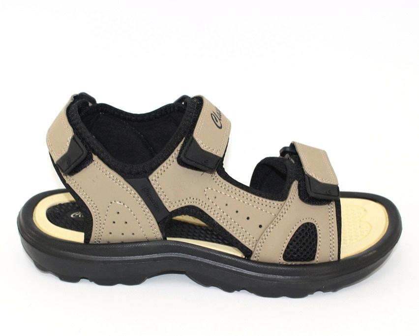 Мужские коричневые босоножки недорого в Киеве, купить сандали для мужчин, мужские сандалии Украина 5