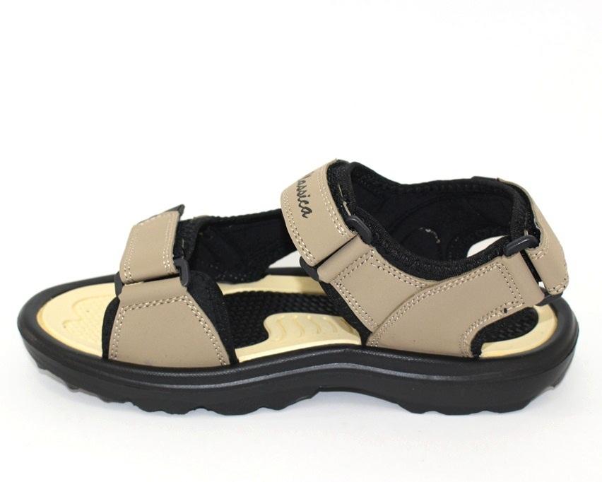Мужские коричневые босоножки недорого в Киеве, купить сандали для мужчин, мужские сандалии Украина 7