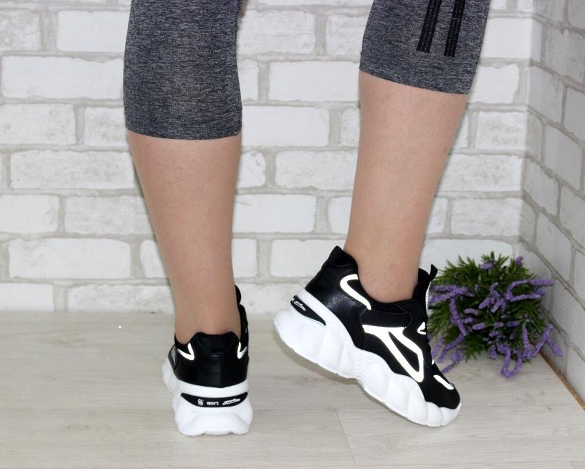 Стильные кроссовки на толстой подошве A33-4 в Киеве - купить в интернет магазине 4