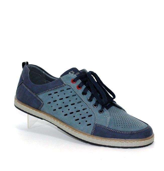 Купить туфли летние HOROSO X3183-32. Обувь мужская - Туфелек