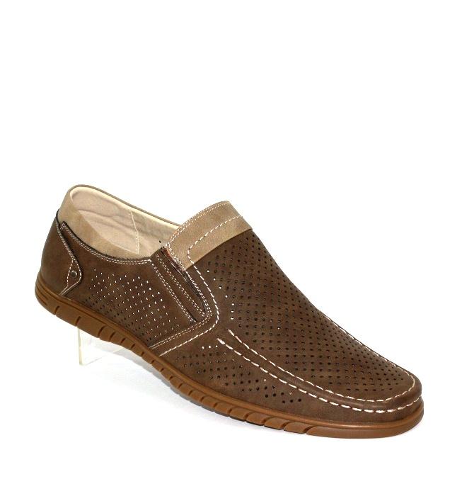 Купить туфли летние Laguna L928-152N. Обувь мужская - Туфелек