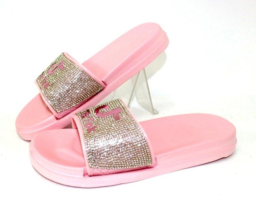 Купить шлёпанцы женские, женские шлёпанцы недорого, женская летняя обувь Киев, обувь Украина 8