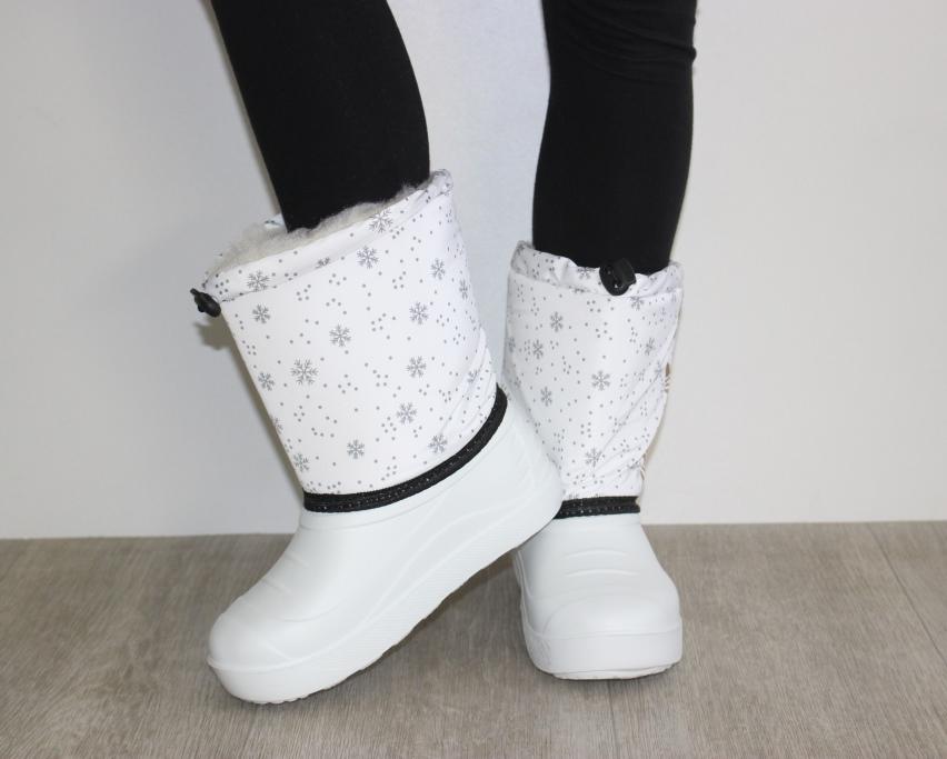 Сапоги зимние детские для девочки, детская обувь зима Киев 4