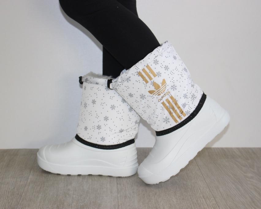 Сапоги зимние детские для девочки, детская обувь зима Киев 2