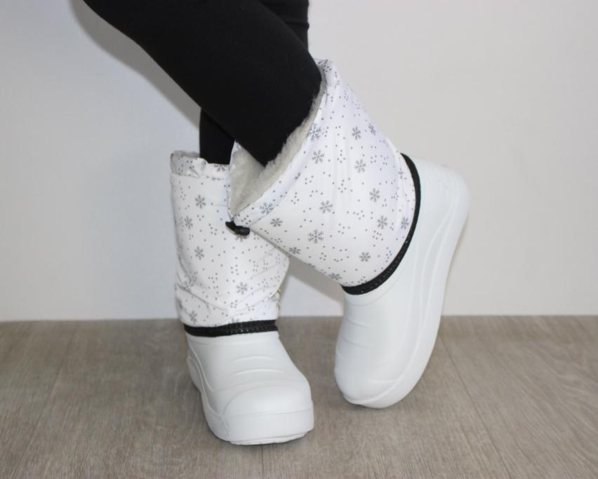 Сапоги зимние детские для девочки, детская обувь зима Киев 3