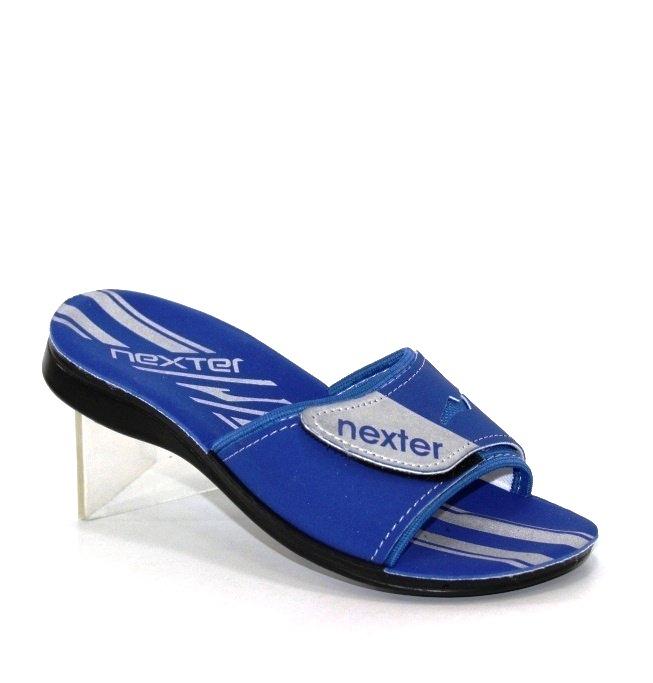 Купить 29-38 школа Sport Nexter-Turkish-blue. Обувь для мальчиков - Туфелек