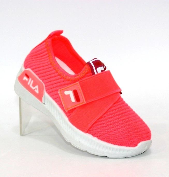 Купить детские коралловые кроссовки из трикотажа GA3-5 в Киеве и Украине спортивная обувь кроссовки кеды киев