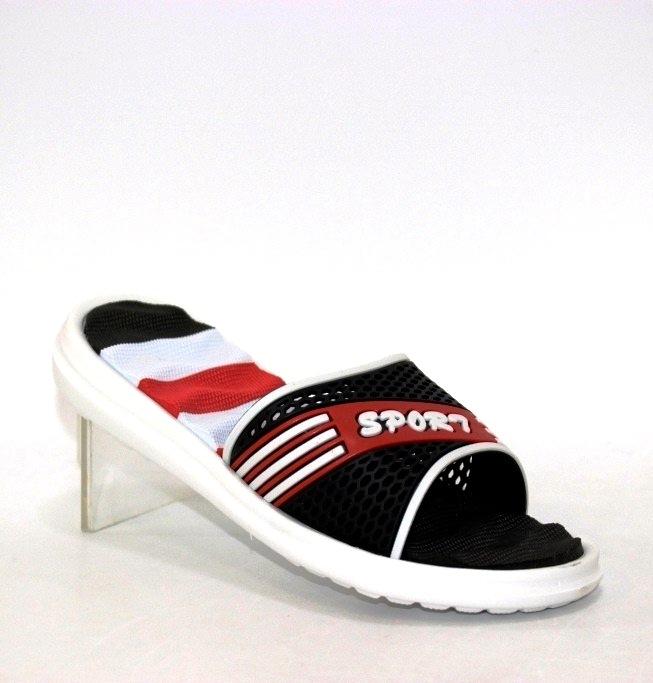 Купить 29-38 школа Sport 2495-1C-black. Обувь для мальчиков - Туфелек