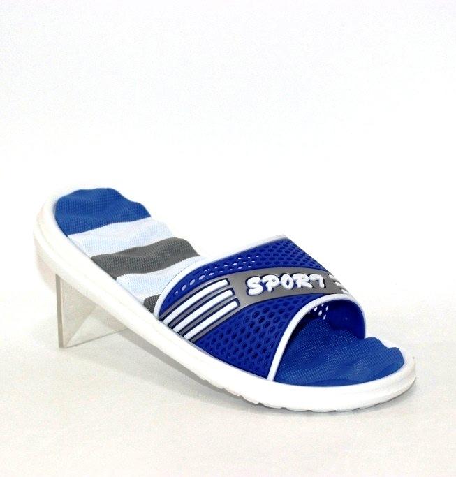 Купить 29-38 школа Sport 2495-1C-blue. Обувь для мальчиков - Туфелек