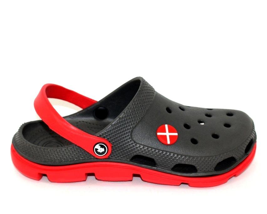 Купить мужские шлепанцы, кроксы, пляжная обувь для мужчин по доступным ценам 6