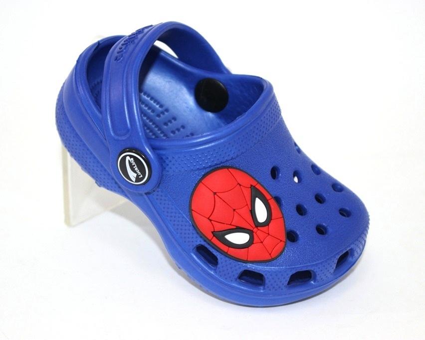 Купить кроксы для малышей, шлёпанцы для мальчиков 1
