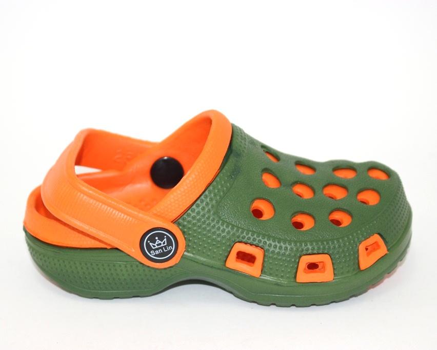 Летняя обувь для мальчиков, модные кроксы в ассортименте для ваших деток 3