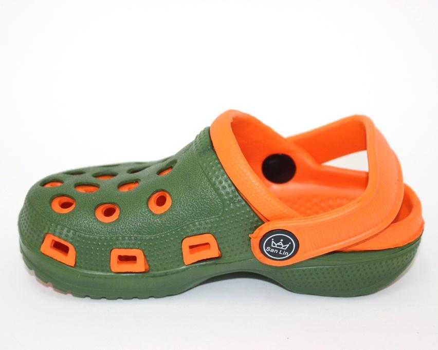 Летняя обувь для мальчиков, модные кроксы в ассортименте для ваших деток 4