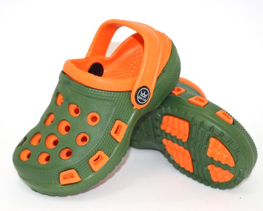 Летняя обувь для мальчиков, модные кроксы в ассортименте для ваших деток 2